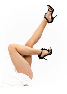 gładkie nogi po depilacji